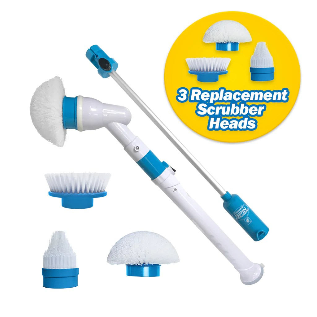 hurricane spin scrubber replacement
