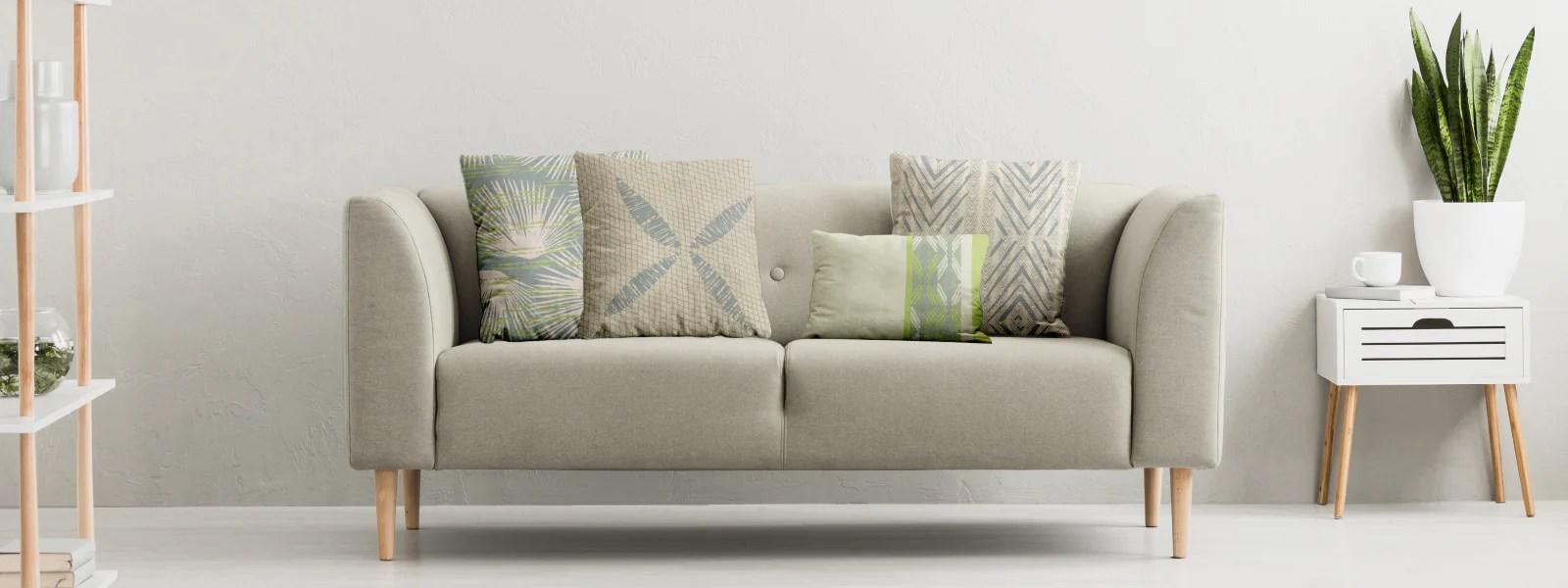 coastal pillow collection