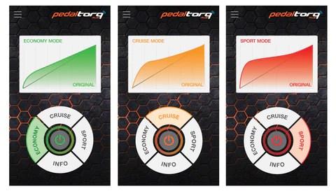 Torqit PedalTorq Plus throttle controller | Torqit