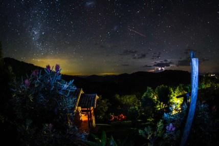 imagem de noite estrelada em minas gerais por Vitor Fernandes