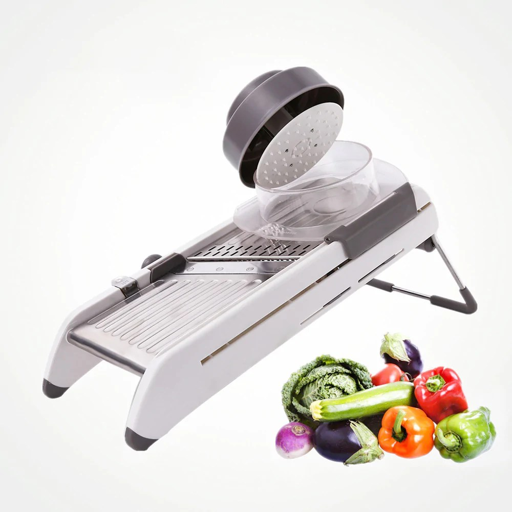 kitchen mandoline organizing cabinets professional vegetable slicer tap to expand