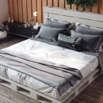 Pallet Beds Co Brilliant Beds Authentic Pallet Bed Company