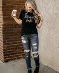 Blonde Babe -- The Leah - Ariella's Designs