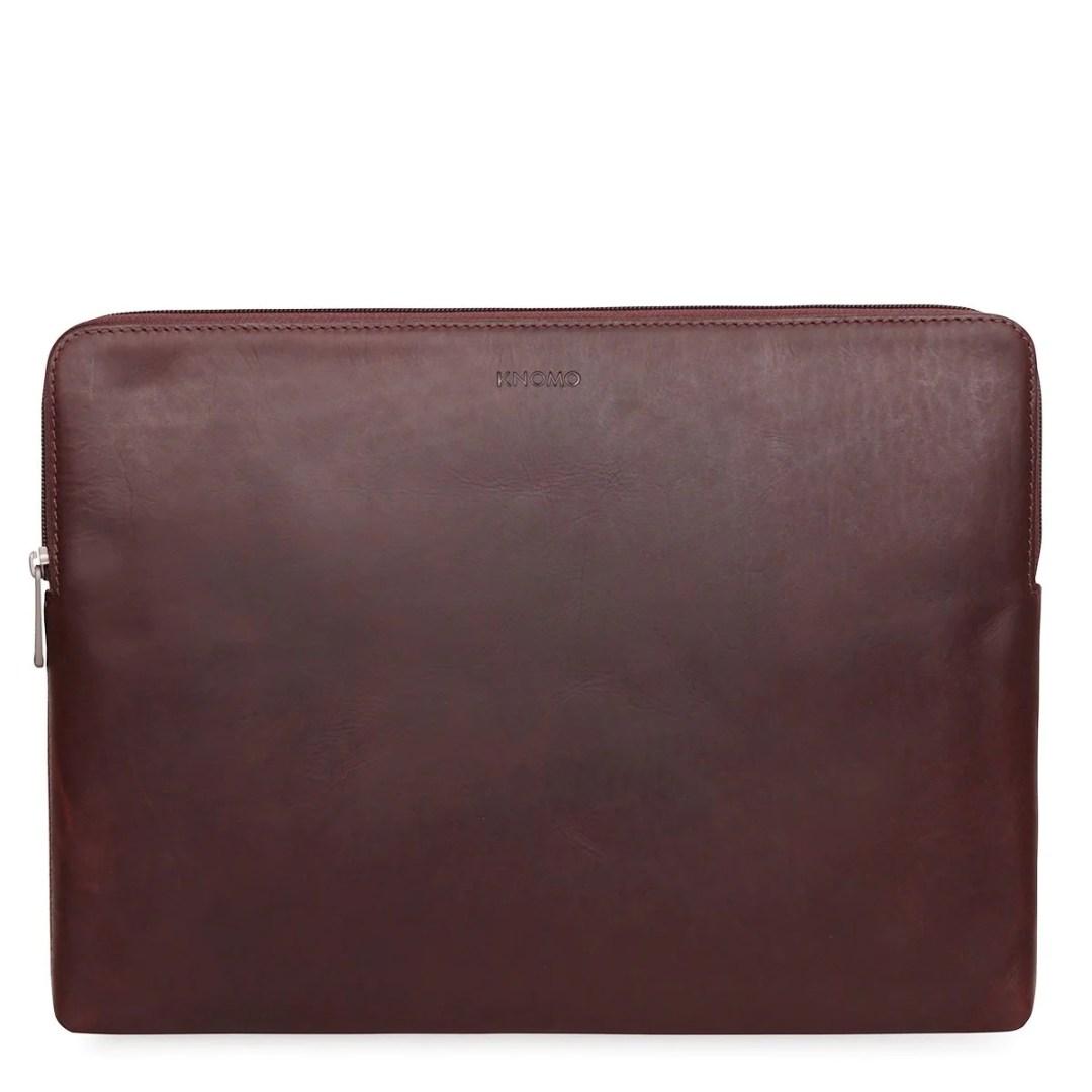 1bce1ad9d52a ...  89.00 – KNOMO Black Leather Laptop Sleeve – 15″ Leather Laptop Sleeve  – 15″ KNOMO® – Knomo –  89.00