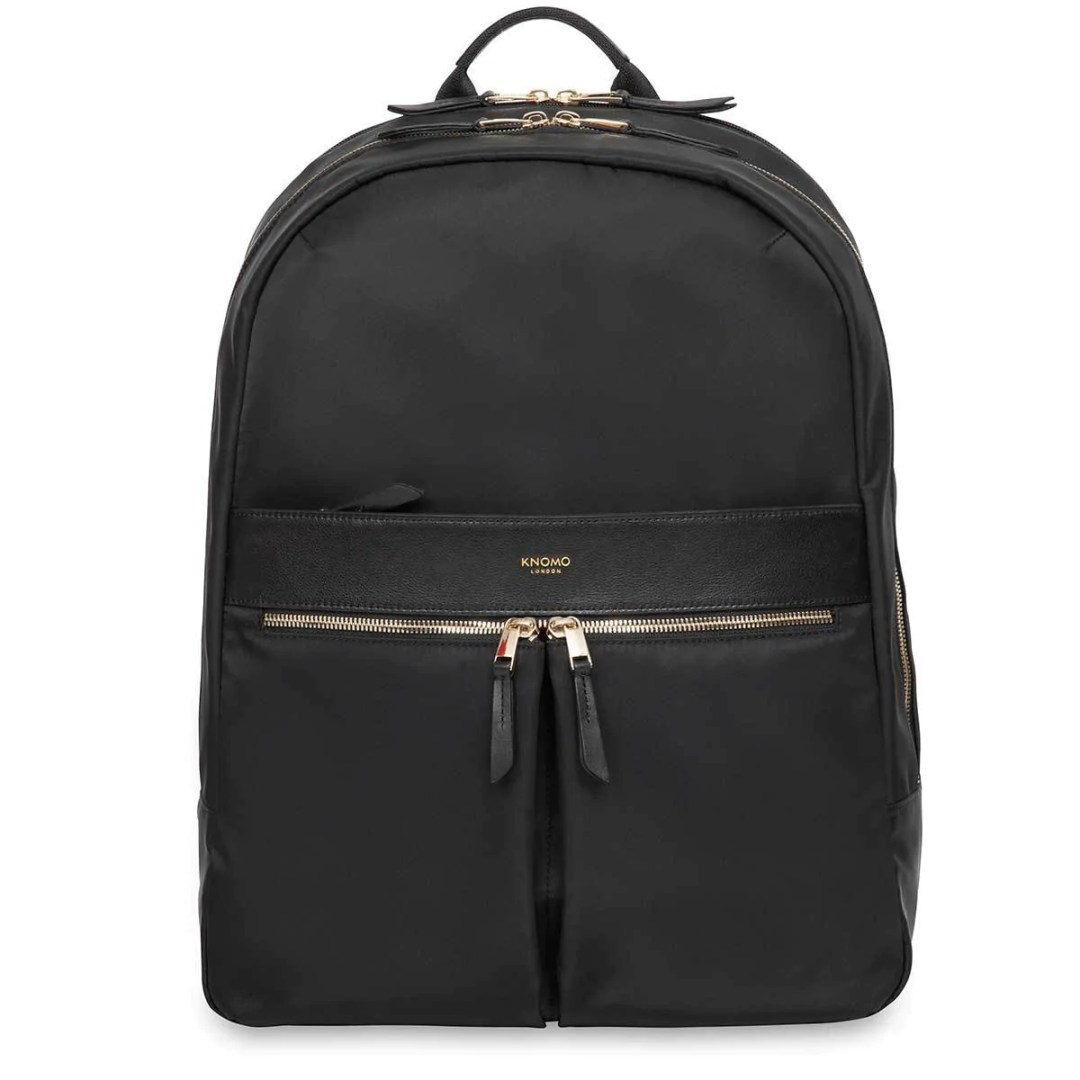 6a6426fd0e0e ...  199.00 – KNOMO Brown Albion Leather Laptop Backpack – 15″ KNOMO® –  Knomo –  199.00