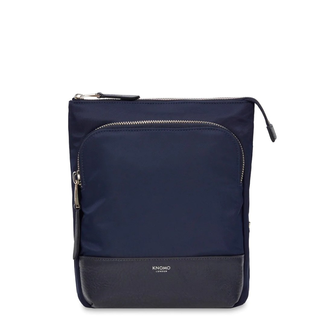 ...  129.00 – KNOMO Dark Navy Carrington Utility X-Body 10″ KNOMO® – Knomo  –  129.00 5fc04d3af0599