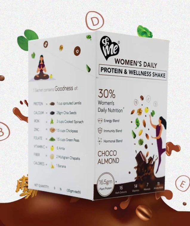 overall wellness for women