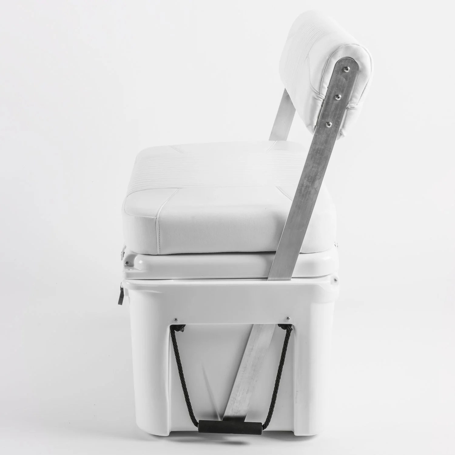 yeti folding chair how to weave a seat wise 3330 ice cage 105 qt swingback cooler seats center console seating w premium