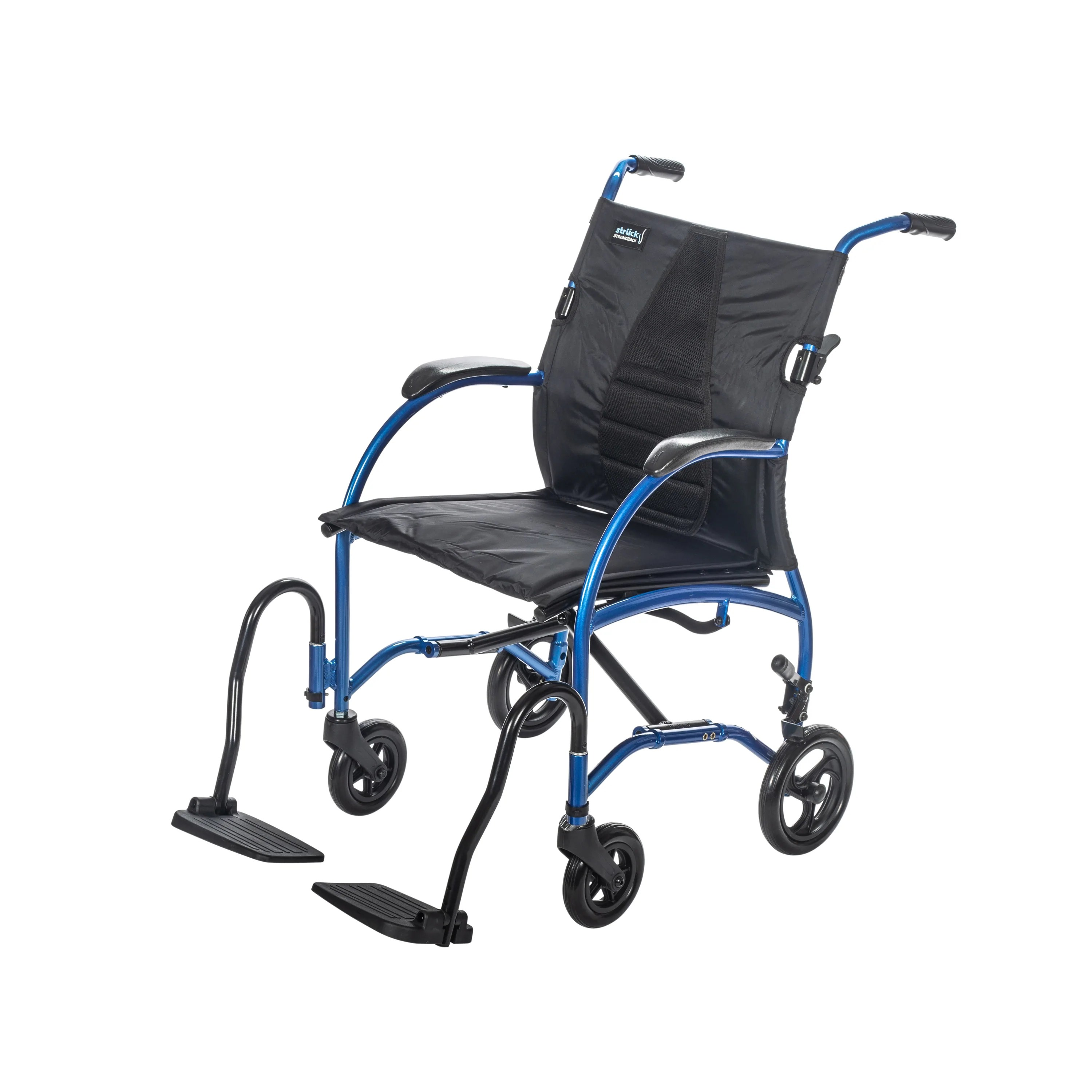 strong back chairs papasan chair covers sale strongback lightweight portable wheelchair troy technologies 8 rear wheel standard