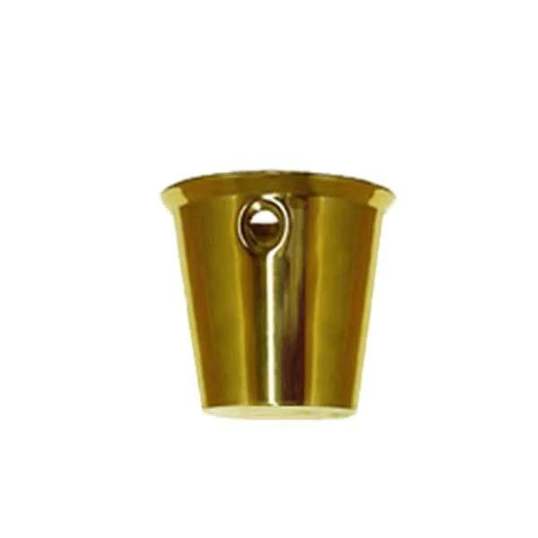 cups for chair legs swing seat jungle gym brass round furniture medium paxton hardware ltd leg and table