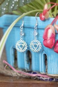 Chakra Earrings - Mexicali Blues