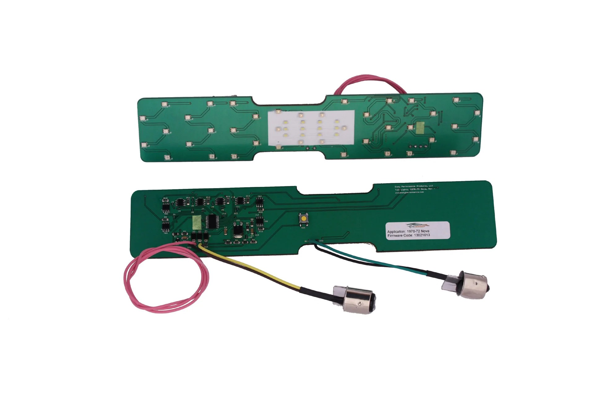 small resolution of chevy nova sequential led taillight kit 70 72 easy performance 1970 nova rear lights wiring harness
