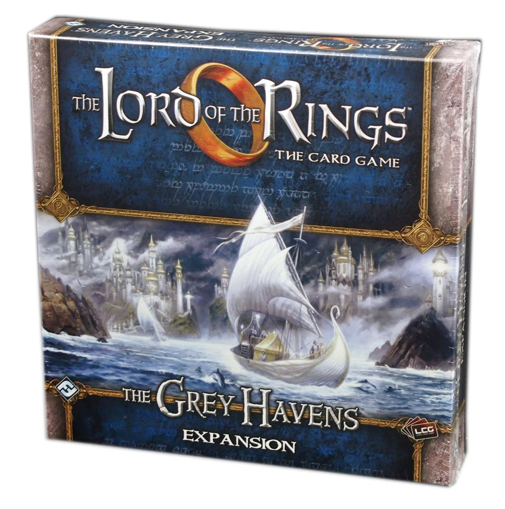 Image result for lotr lcg grey havens""