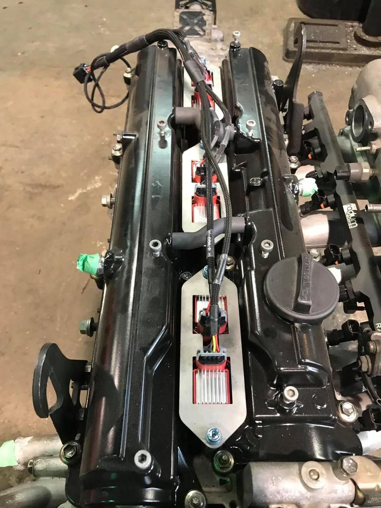 medium resolution of srs concept srs concept jz engines lq9 coil pack bracket kit 3461