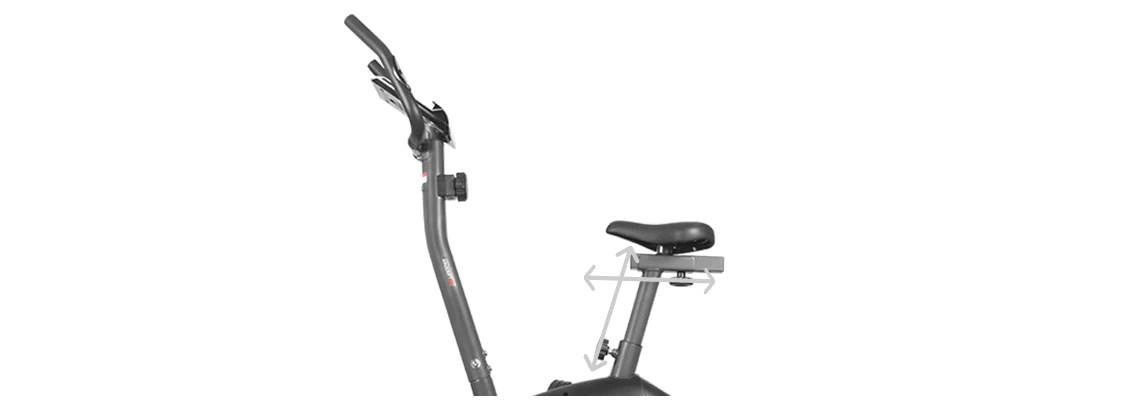 Exer-58 Exercise Bike By Lifespan Fitness Lifespan Fitness