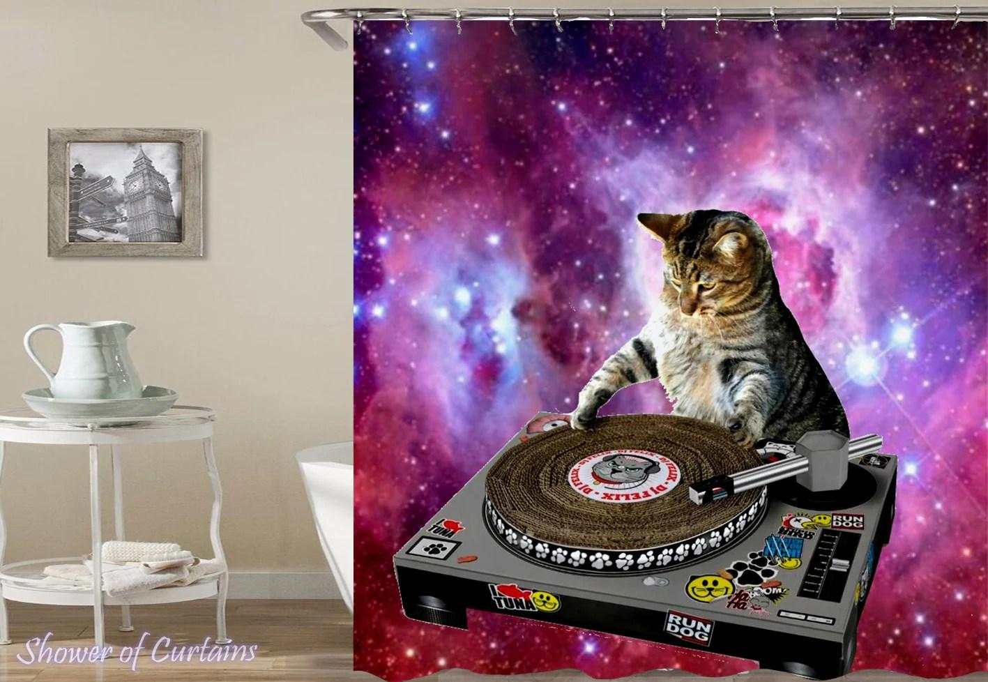 space dj cat
