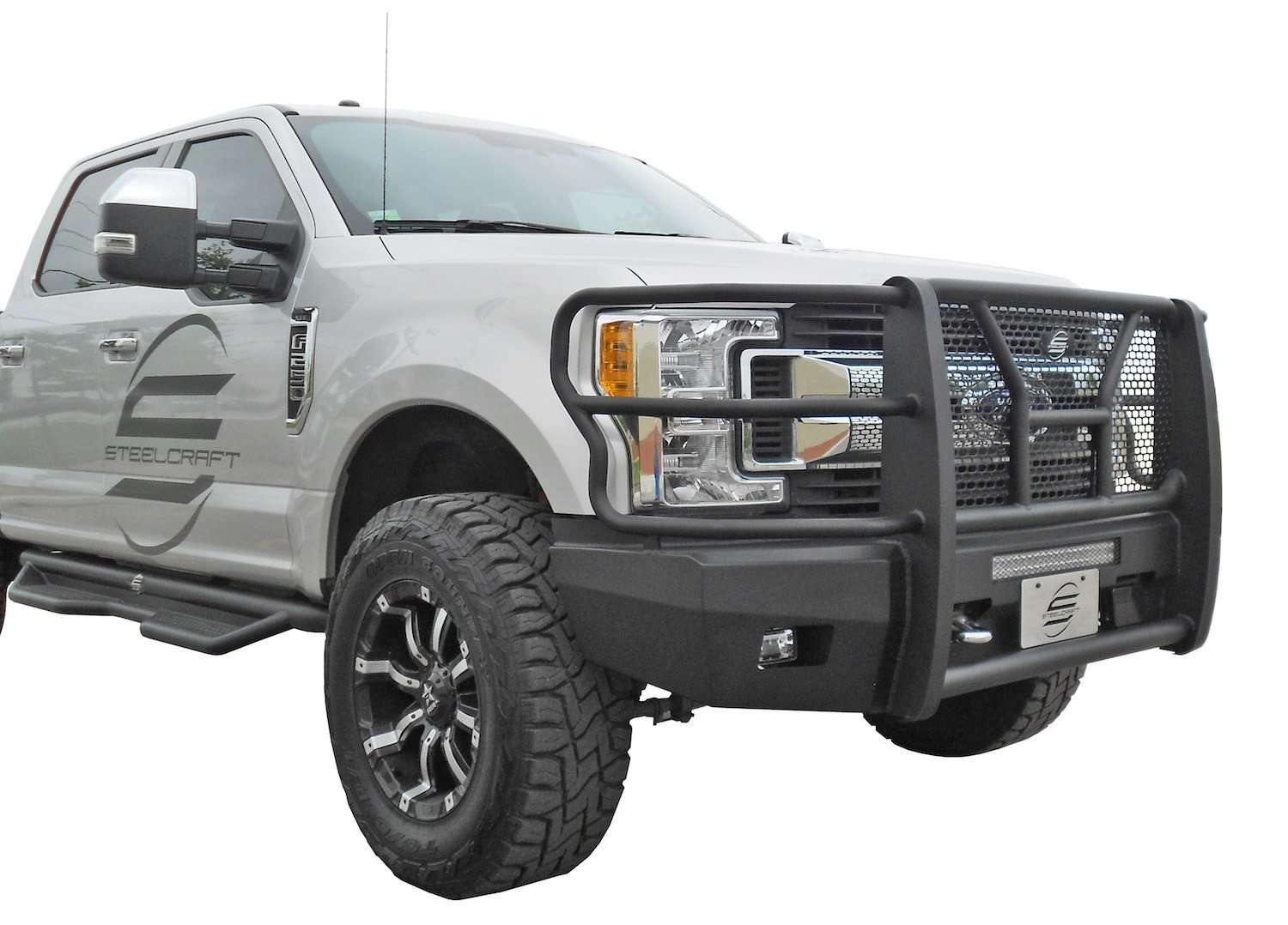 hight resolution of steelcraft 60 11380cc 2017 2018 ford f250 f350 super duty hd elevation front