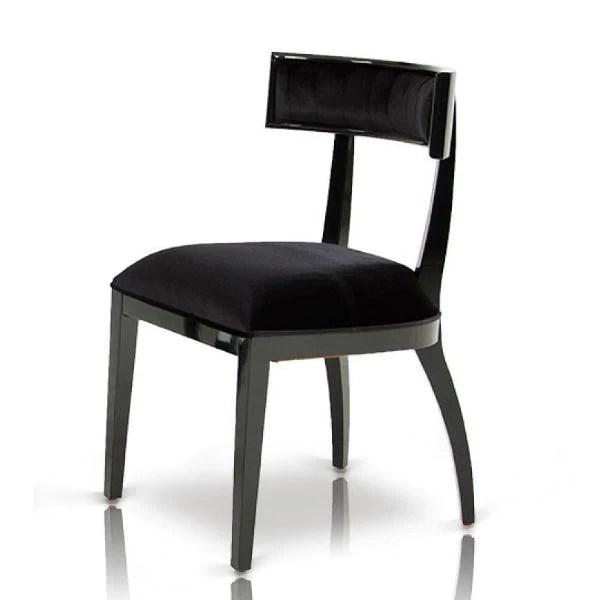 Alek Modern Black Dining Chair All World Furniture