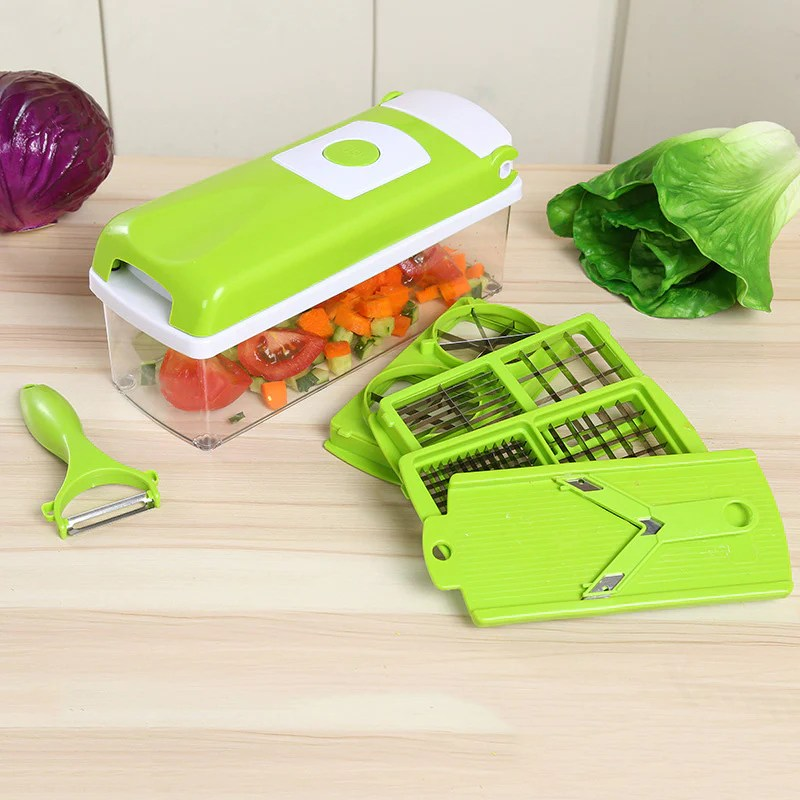 kitchen accesories soup volunteer denver 12 in 1 multi purpose fruit vegetable tools slicer cutter peeler dincer accessories cooking