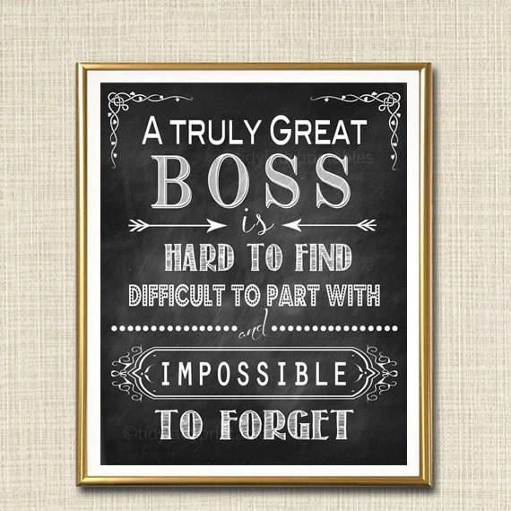 Boss Retirement Gift Boss S Day Gift Manager Supervisor