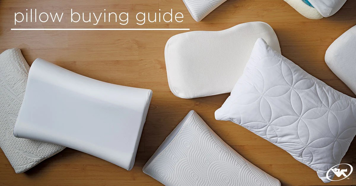 best pillow for your sleep needs