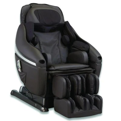 back massage chair retro cafe dining chairs dreamwave relax the front view product image of