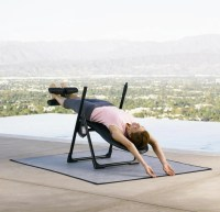 Back-A-Traction Mini Inversion Table - Relax The Back