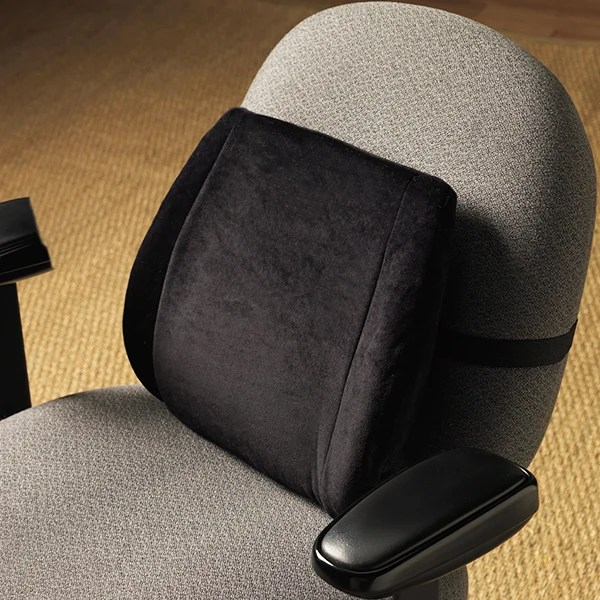 posture support seat cushion comfortable computer chair shop ergonomic supports pillows cushions relax the back contour