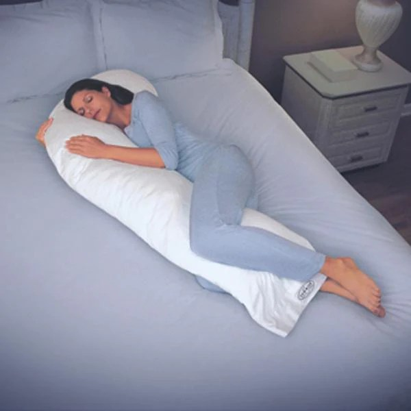 Snoozer Body Pillow  Relax The Back
