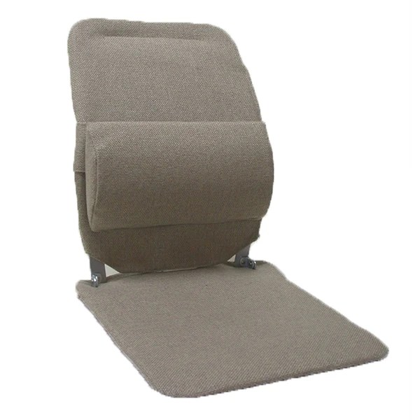 posture support seat cushion swivel chair and ottoman sets shop ergonomic supports pillows cushions relax the back sacro ease car