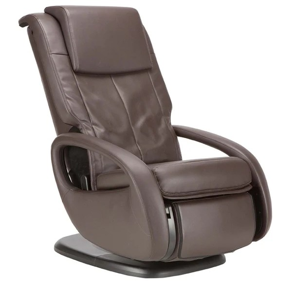 recliner massage chair standing desk human touch wholebody 7 1 relax the back