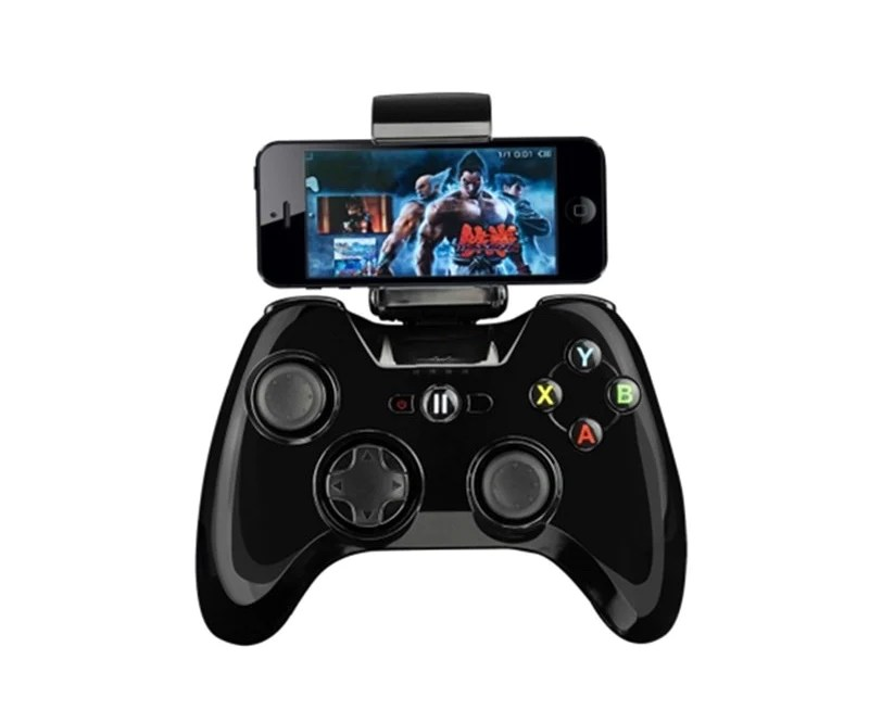 Apple Mfi Certified Game Controller With Phone Clip For