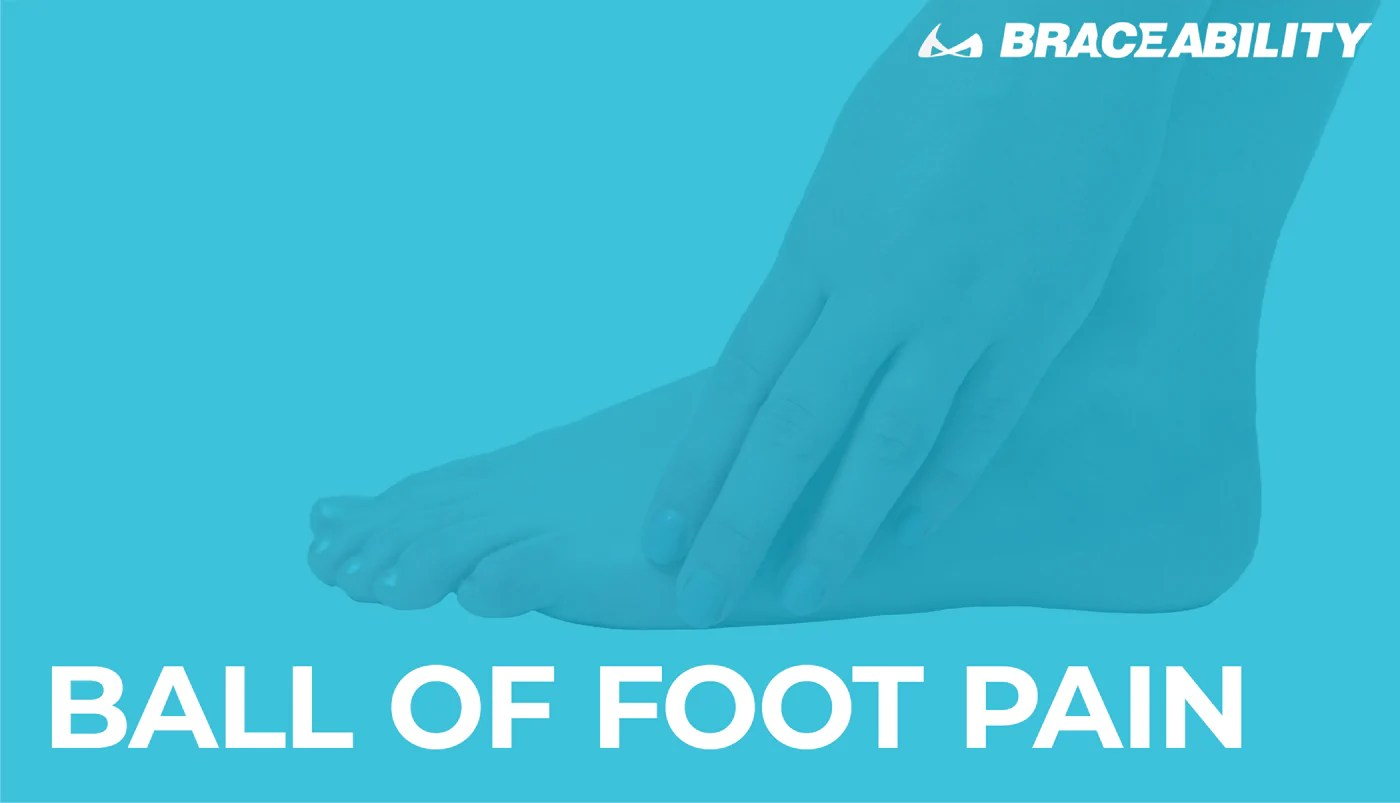 medium resolution of learn about pain in ball of foot causes and treatments