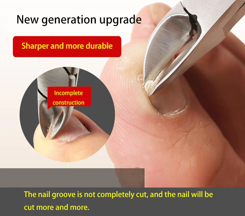 toenail clippers elderly toe