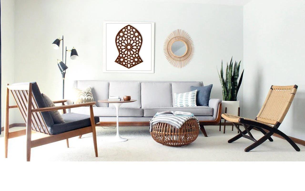 Buy Beautifull Big Wall Hanging Wooden Online In India