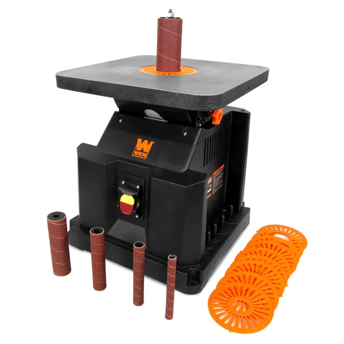 Oscillating Spindle Sander Replacement Rubber Drums