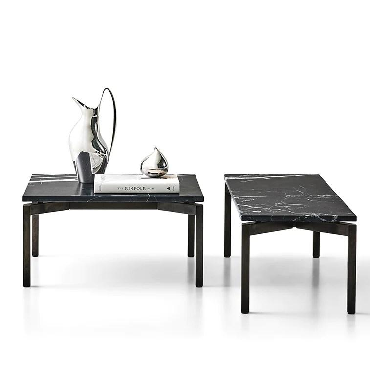 erik jorgensen ej 63 66 marble granite coffee table