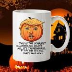 Donald Trump Halloween Mug Halloween Gifts Trump Mug For Halloween Onlineamericanstore
