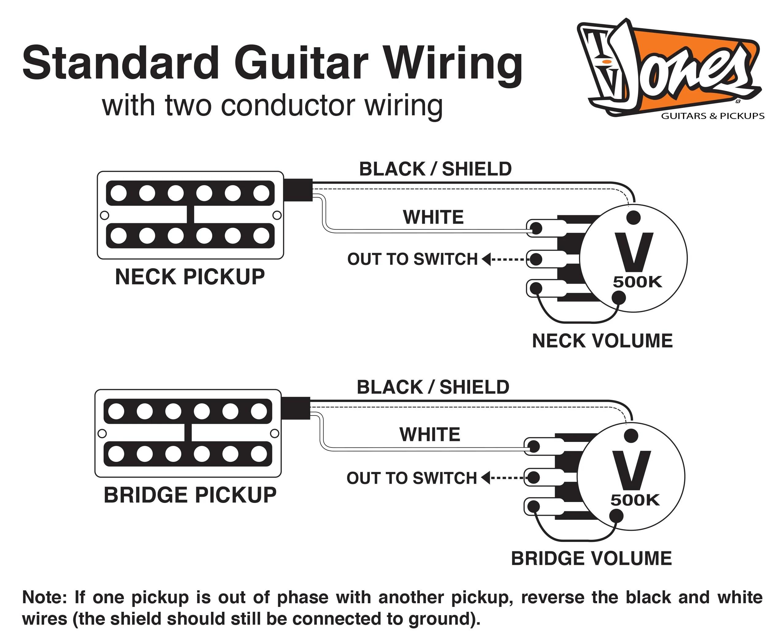 pickup wiring [ 2550 x 2100 Pixel ]