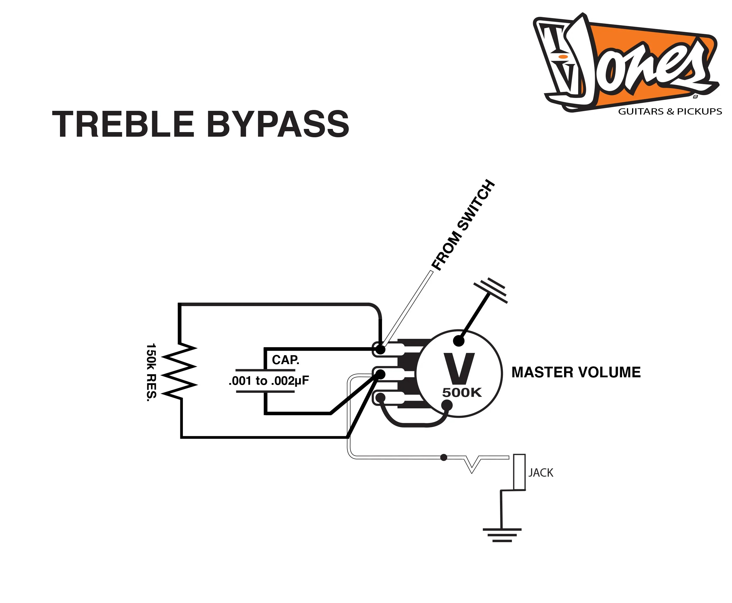 small resolution of you can find the wiring diagram here under treble bypass