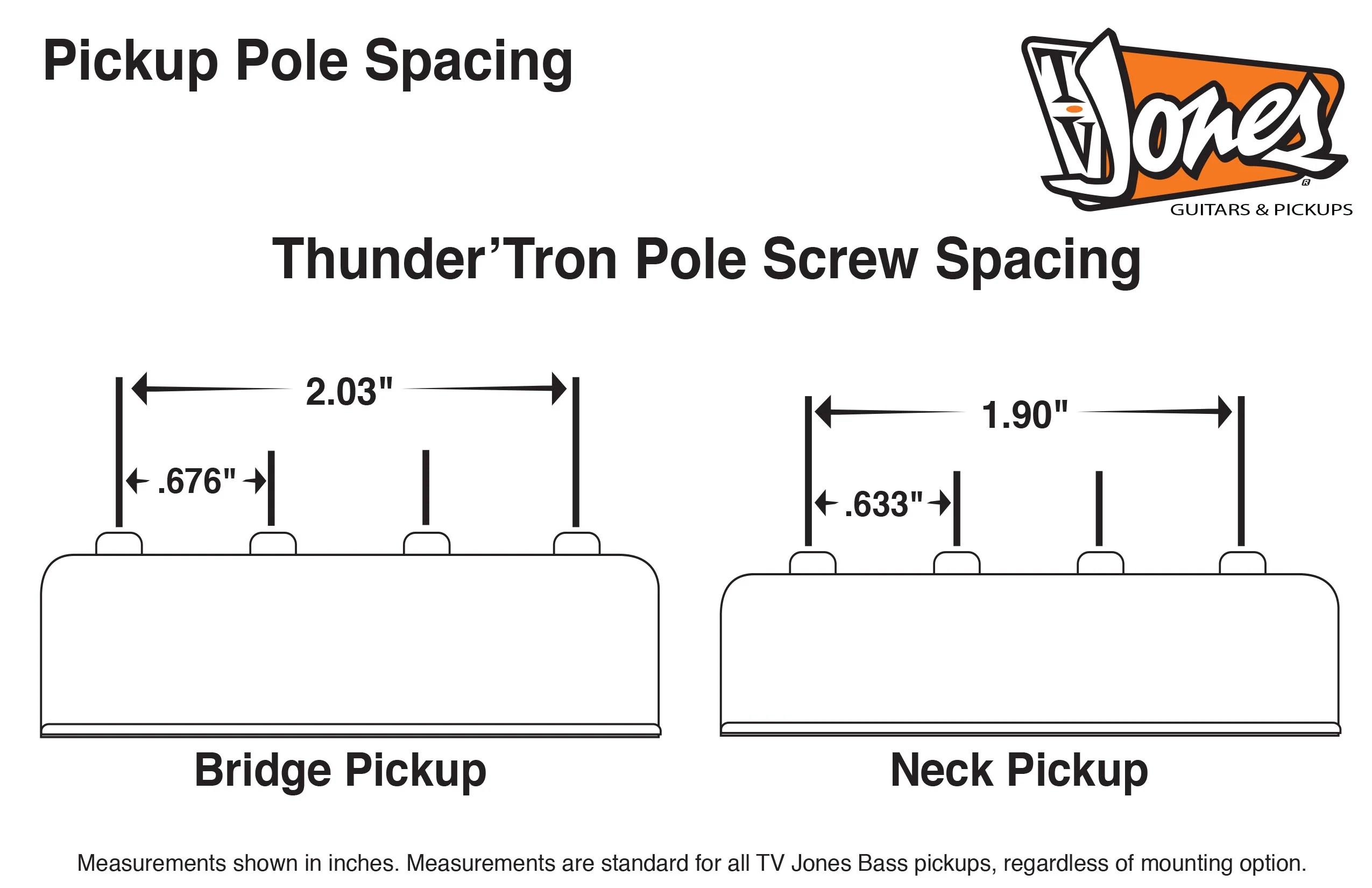 medium resolution of adjustments each tv jones pickup