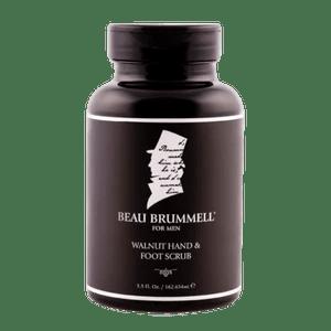 Beau Brummell Hand Care Walnut Hand & Foot Scrub