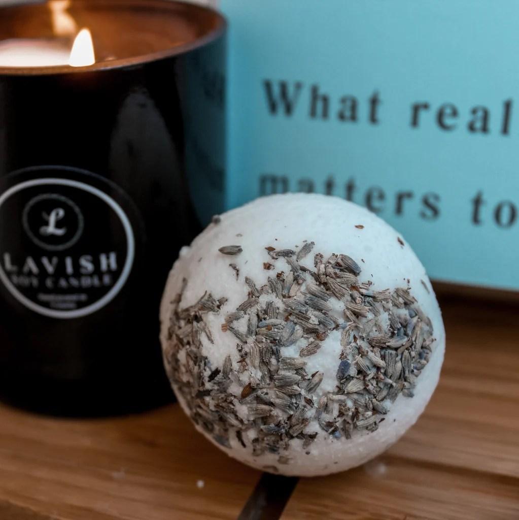 Essential Oil Bath Bombs - 6 pack – Lavish Aromas