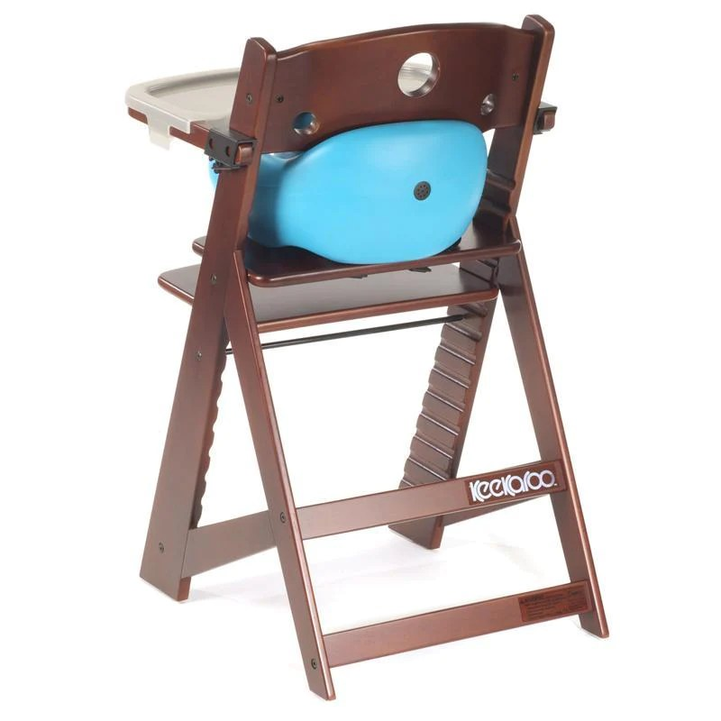 keekaroo high chair ball for office height right mahogany baby grand