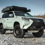 Cbi Offroad Covert Series Front Bumper Lexus Gx460 2014 2020 Truck Brigade