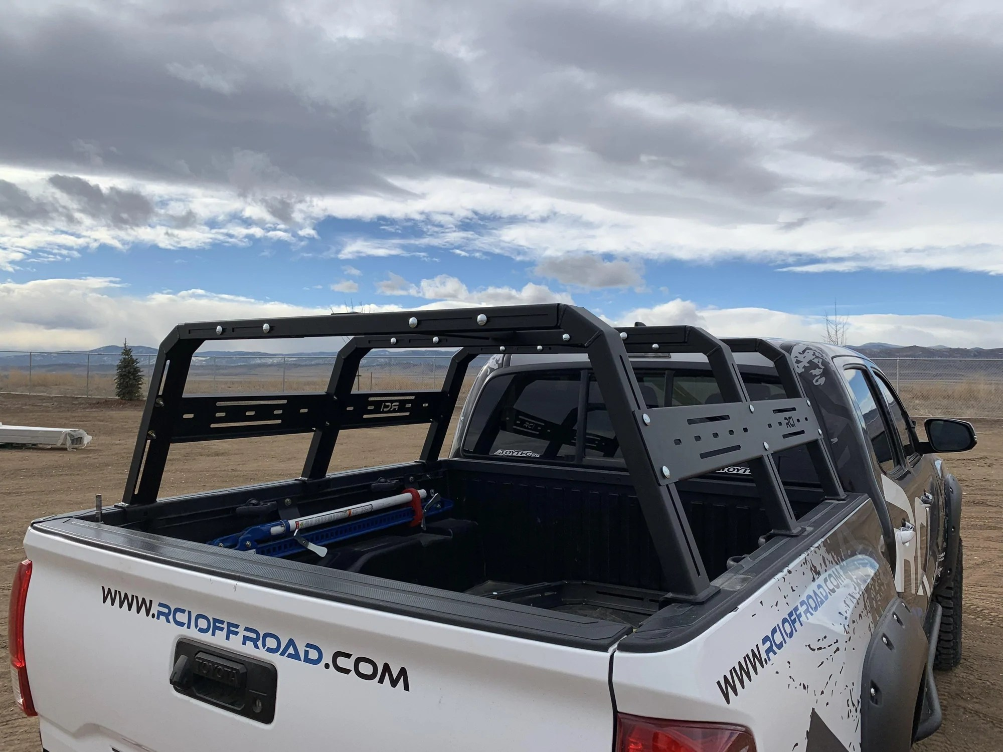 rci offroad universal 18 bed rack