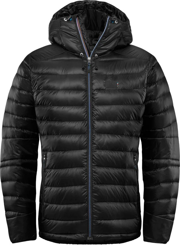 Elevenate Agile Jacket - Effortless Style and Warm 750 Down Puffy 3
