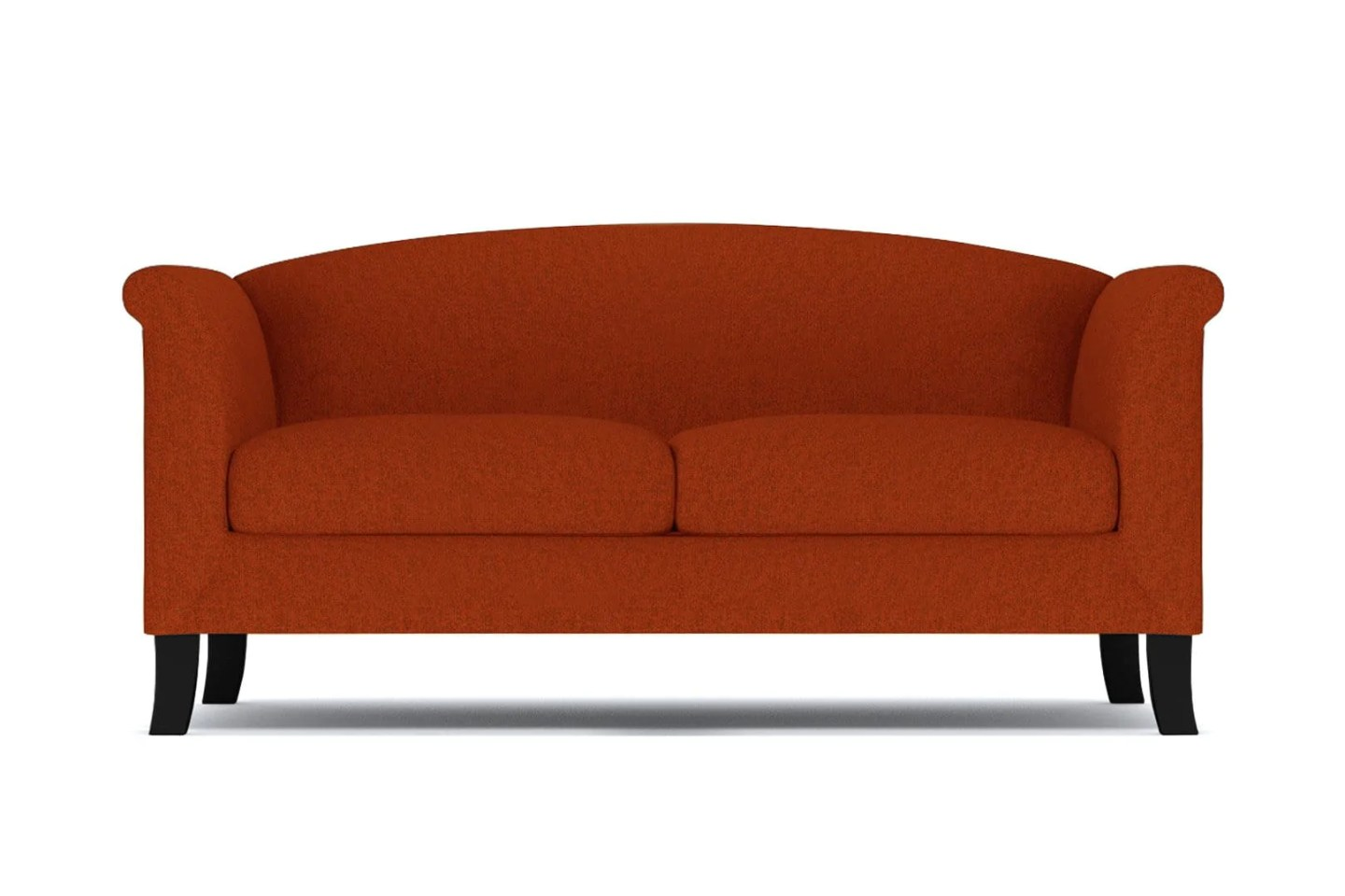 Albright Apartment Size Sofa -  -  Small Space Modern Couch Made in the USA - Sold by Apt2B