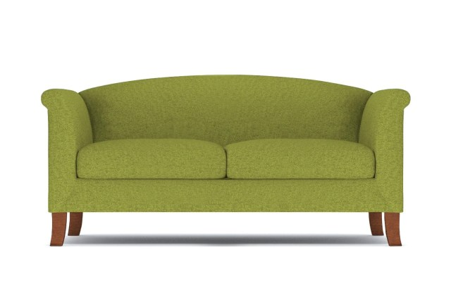 Albright Loveseat -  -  Small Space Modern Couch Made in the USA - Sold by Apt2B