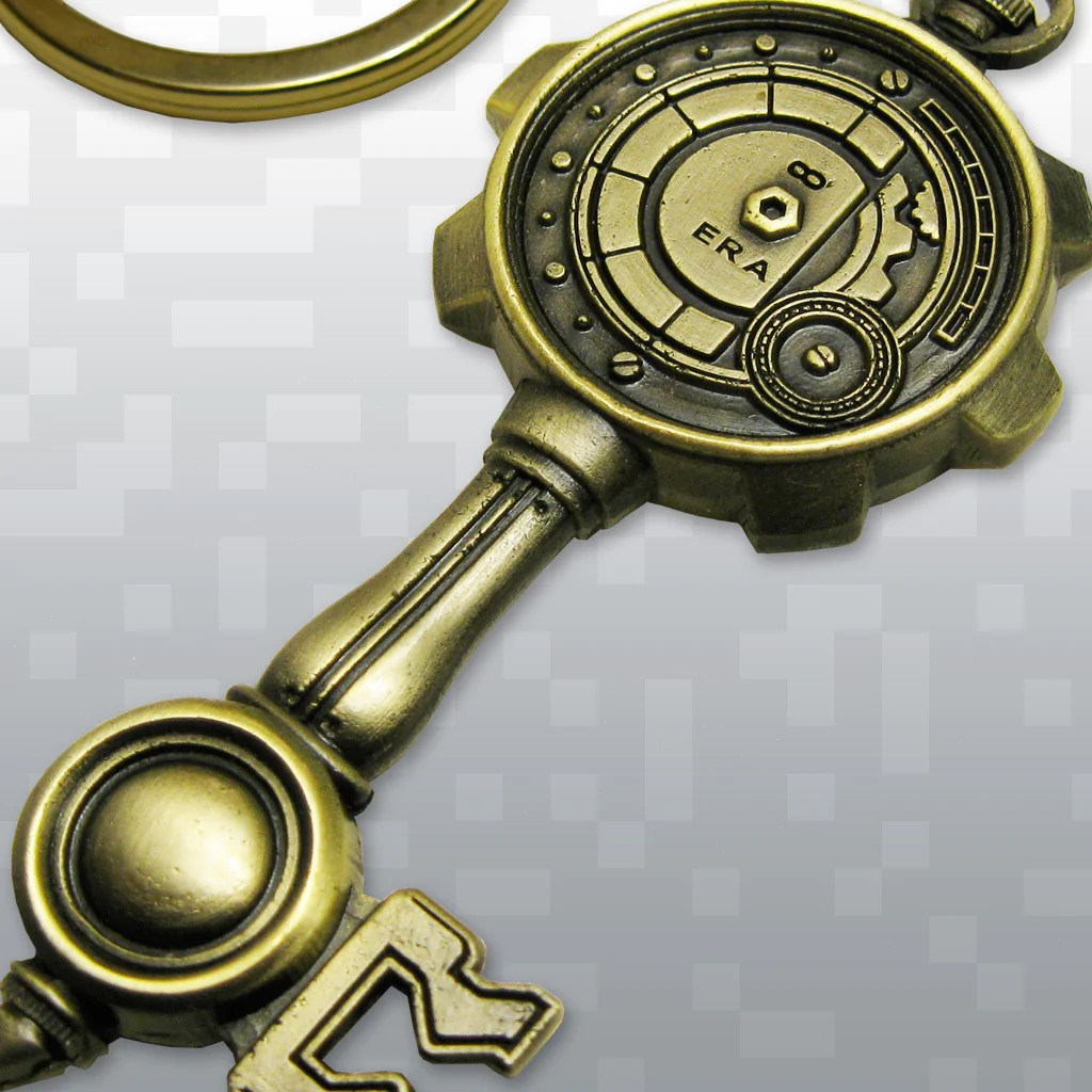 gate keychain
